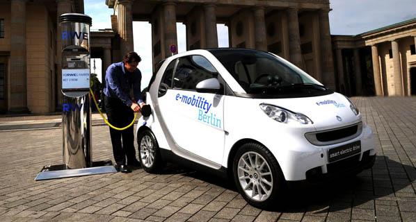 Industria abre las ayudas a la compra de eléctricos