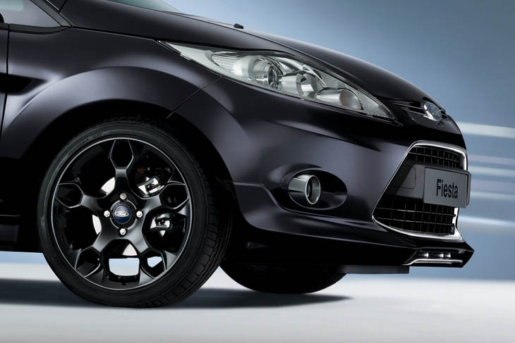 Ford Fiesta Sport Special Edition.