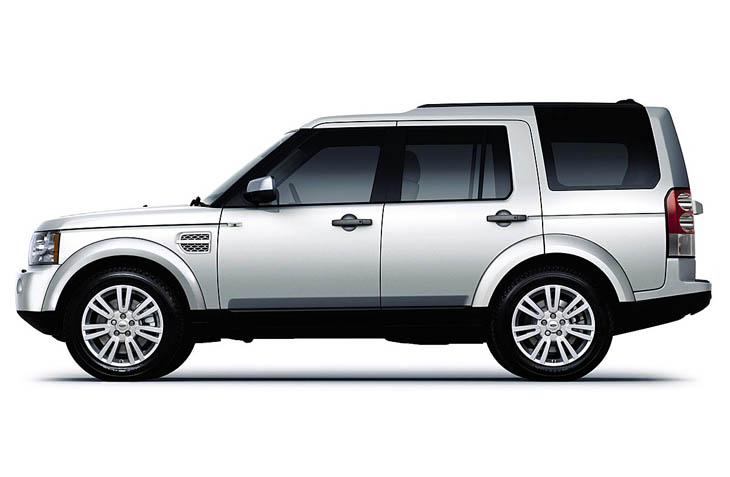 Las novedades de Land Rover llegarán en septiembre.
