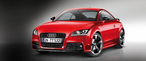 Audi TT Coupé S line Competition   Autopista.es