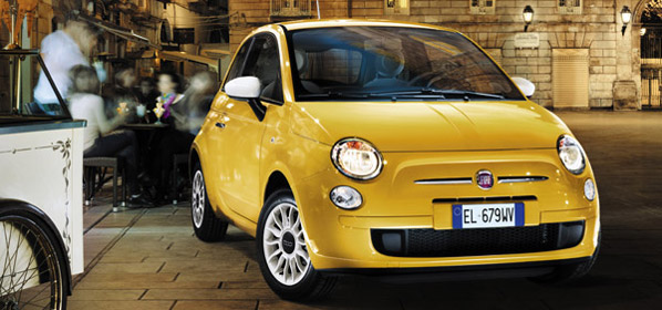 Fiat 500 Serie 1, dándole un toque más personal