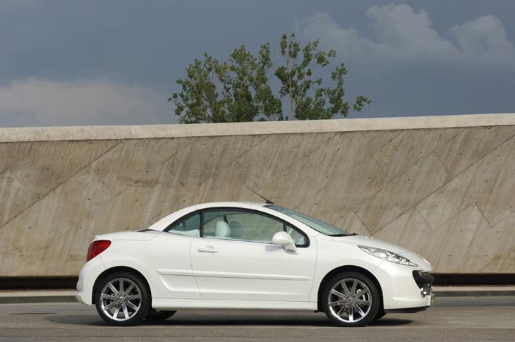 La pila de combustible, el sueño de Peugeot para el 2020.