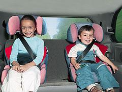El RACE analiza la seguridad de las sillitas infantiles