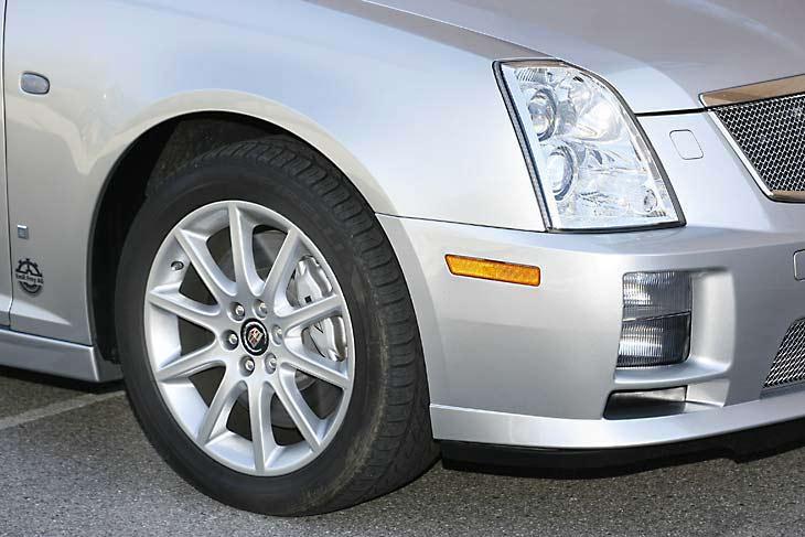 Cadillac LR-V y STS-V