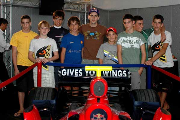 Alguersuari a punto de ser campeón del mundo