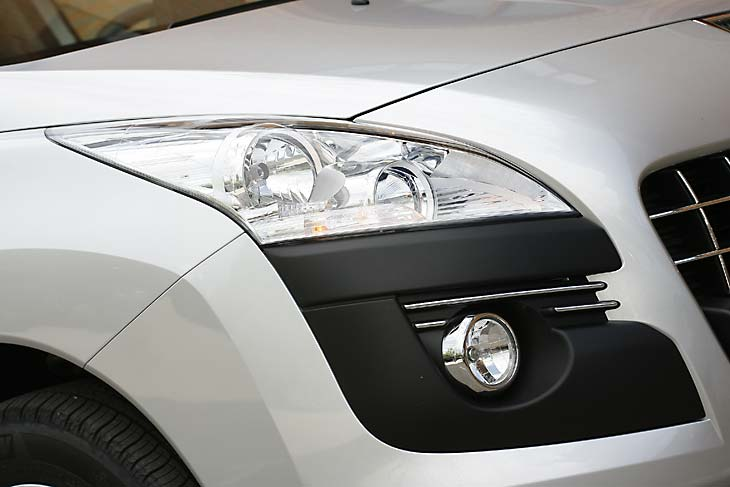 Peugeot 3008, al detalle
