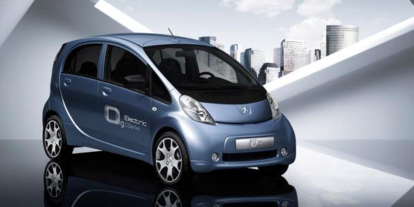 Peugeot iOn, el urbano eléctrico