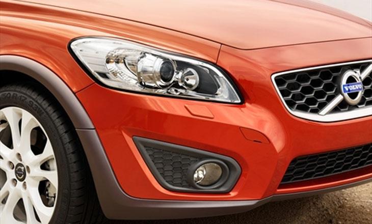 Volvo C30, al detalle