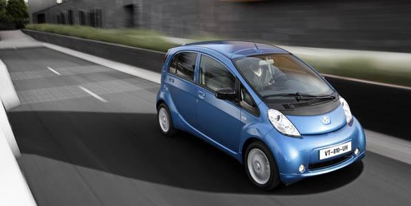 Peugeot iOn: el perfecto ciudadano