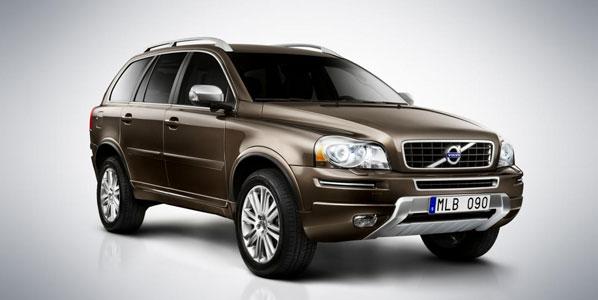 Volvo cerrará una planta en Suecia