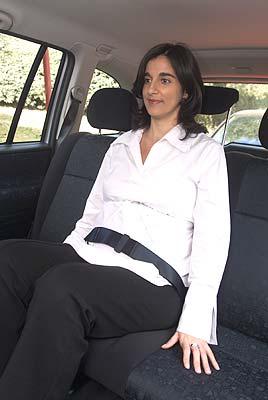 Embarazadas cinturón