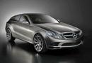 El concept coupé de Mercedes