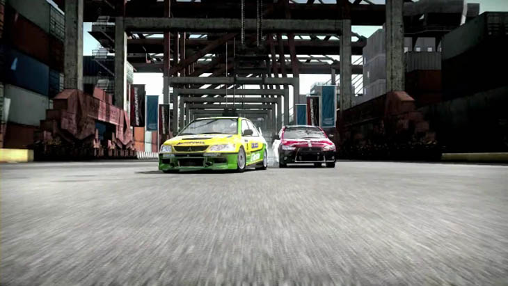 Otras novedades: Need for Speed Shift y Dirt2 Colin McRae