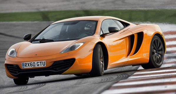McLaren MP4-12C: baja la producción