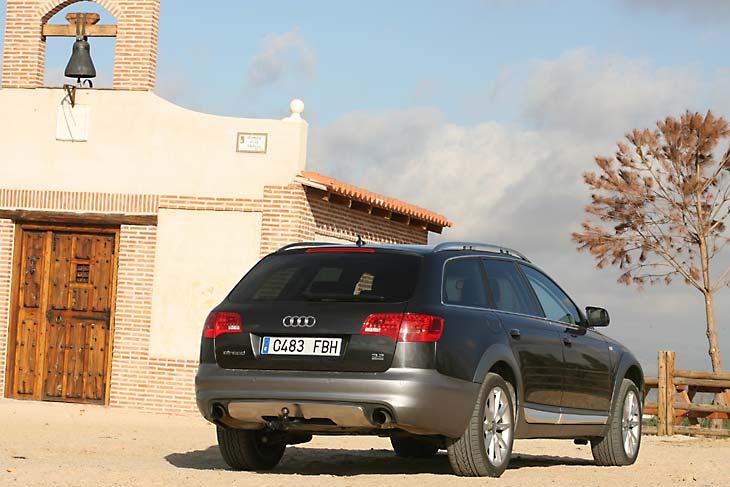 Audi A6 Allroad Quattro 3.2 FSI Tiptronic