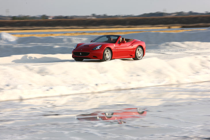 Ferrari California: deportivo, coupé y descapotable