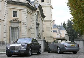 Rolls-Royce Phantom Coupé y Phantom Drophead