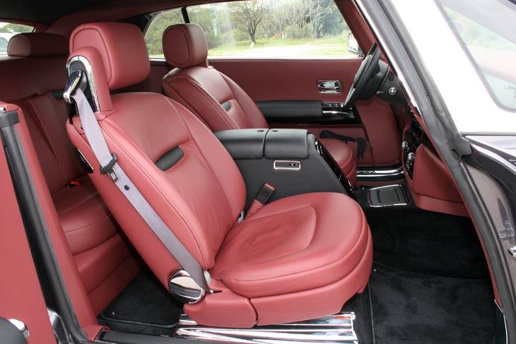 Rolls Royce Phantom detalles