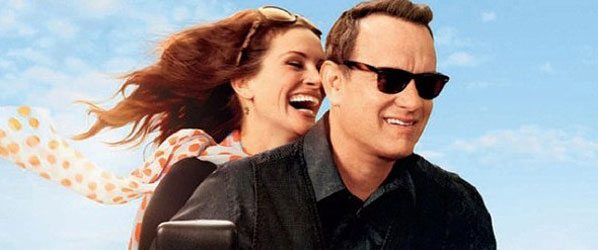 Tom Hanks y Julia Roberts, multados por la DGT