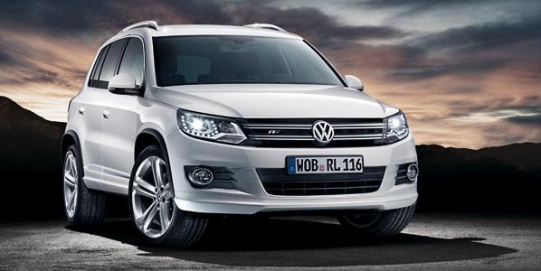 Volkswagen Tiguan R-Line