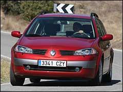 Renault Mégane 1.9 dCi Grand Tour