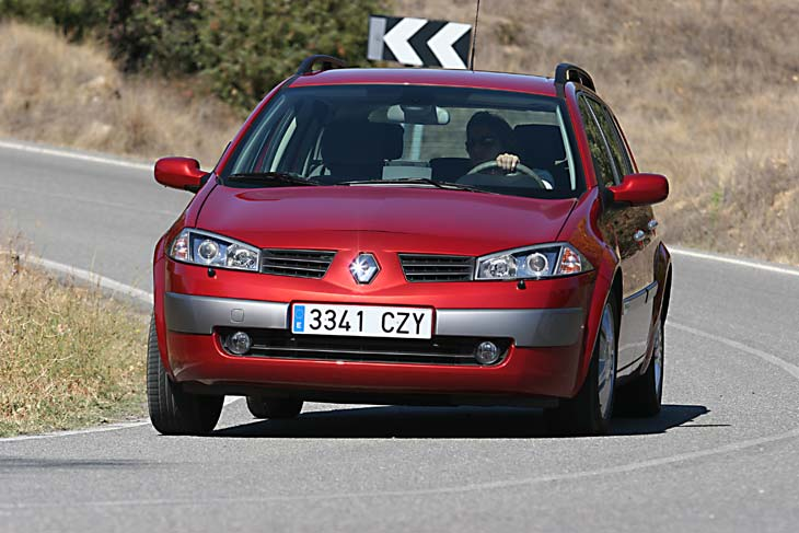 Renault Mégane Grand Tour