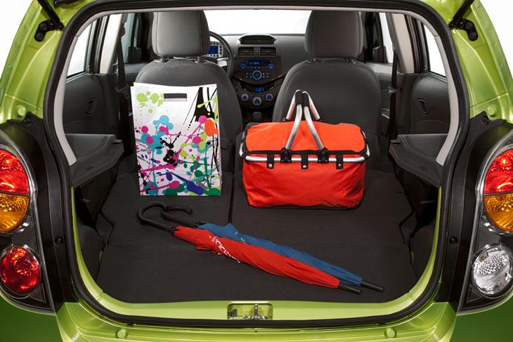 Chevrolet Spark Contacto