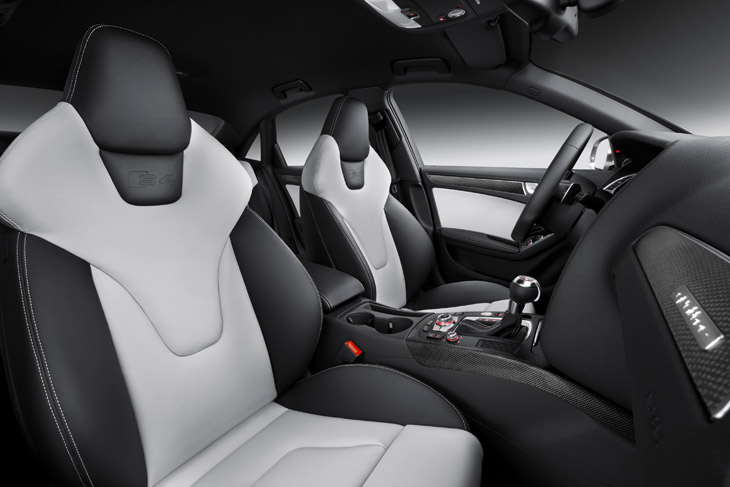 Nuevo Audi A4, el contacto