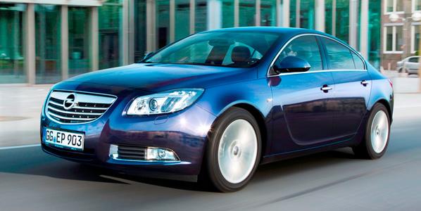 Nuevo Opel Insignia 2.0 CDTI Biturbo