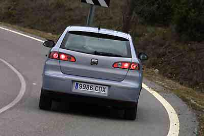 Seat Ibiza 1.4 TDi /75 Stella