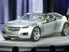 Chevrolet: Volt, el coche eléctrico