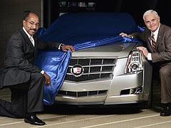 Cadillac: el  CTS trae lujo y dinamismo