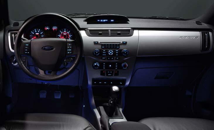 Ford en Detroit 2007