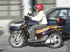 Caen las ventas de motocicletas
