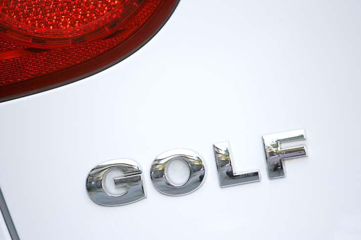 VW Golf TDI frente a TSI: exteriores
