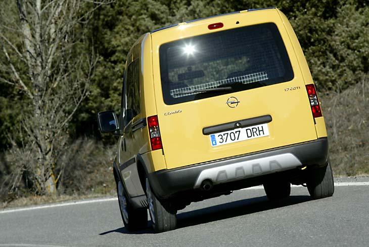 Opel Combo Tour Arizona 1.7 CDTi