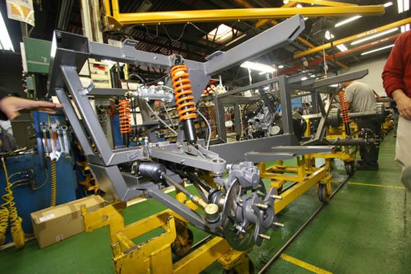 La producción cayó  un 11,7 por ciento en mayo