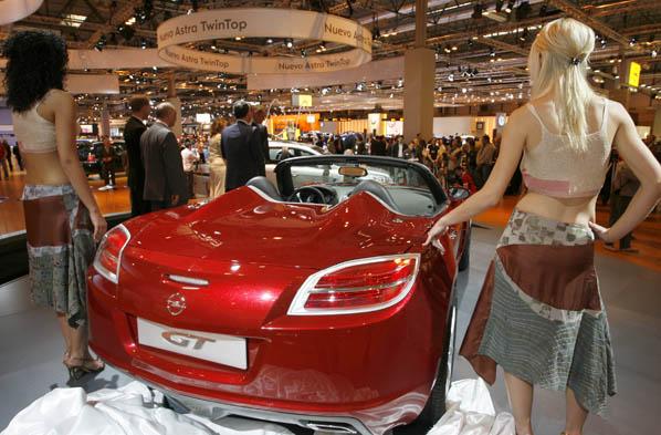 Opel y Saab no estarán en el Salón de Madrid