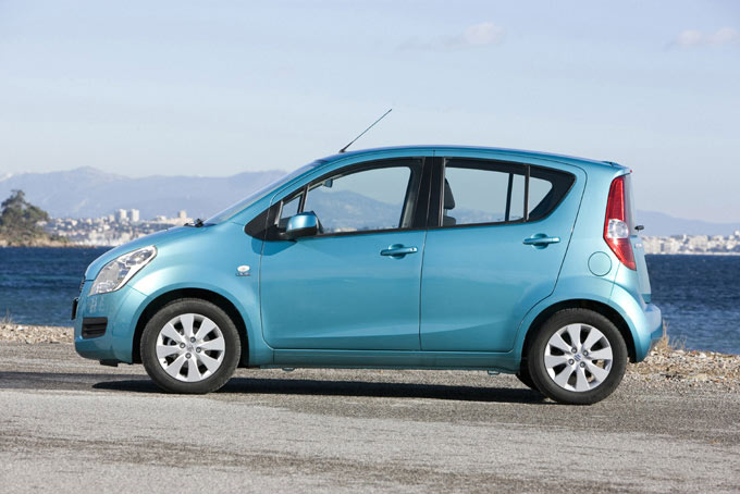 Suzuki Splash: lo conducimos
