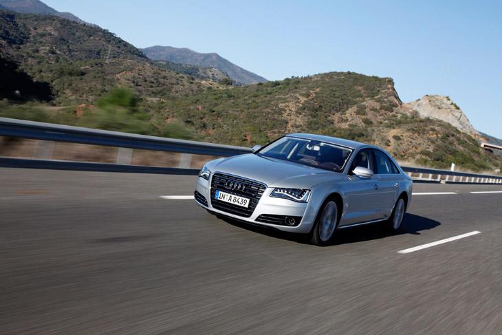 Audi A8, al detalle