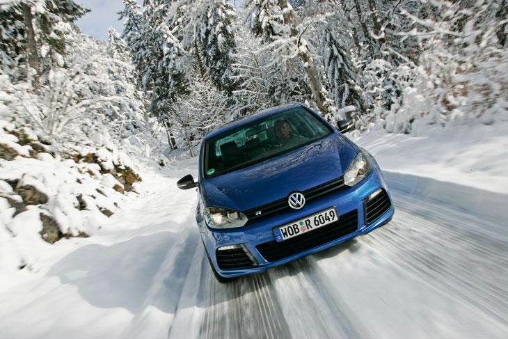 Volkswagen Golf R, al detalle