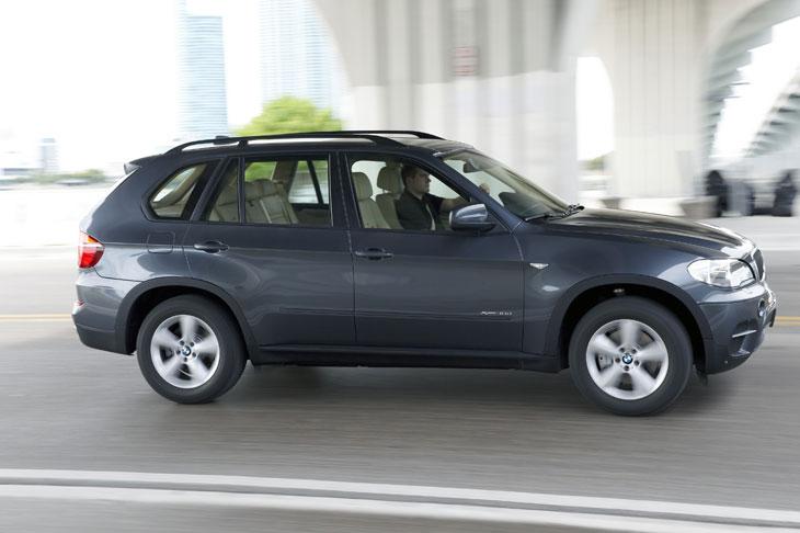 BMW X5, al detalle