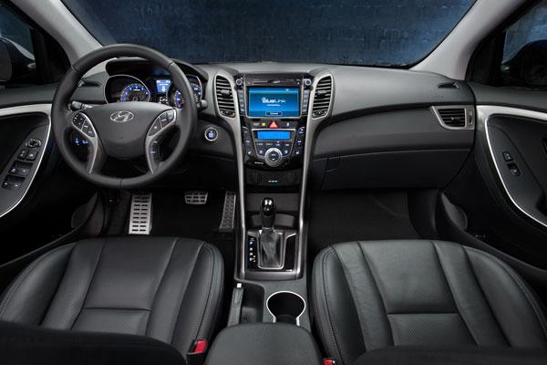 Hyundai Elantra Coupé y Elantra GT