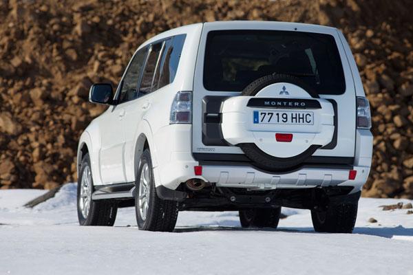 Mitsubishi Montero, fiel a su estilo