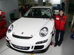 Así es el Porsche de Sergio Vallejo