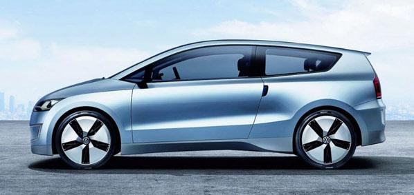 VW está desarrollando un eléctrico desde cero