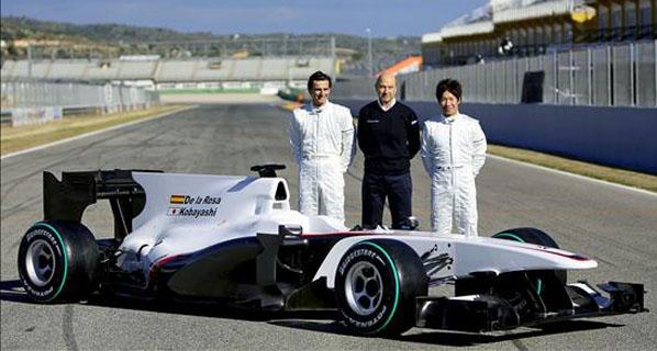 F1: De la Rosa analiza el GP de Bahrein