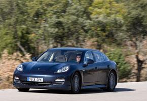 Porsche Panamera S PDK