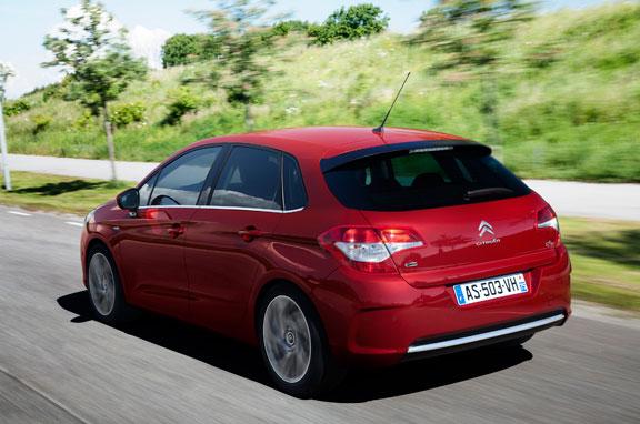 Nuevo Citroën C4, entre los más vendidos