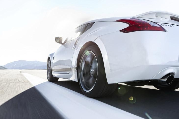 Nissan 370Z GT Edition.